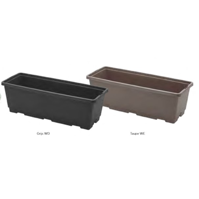 SOPARCO-3579 window boxes easy 40-taupe WE, 5,30 l, 40,0x14,4x13,2 (48/25)