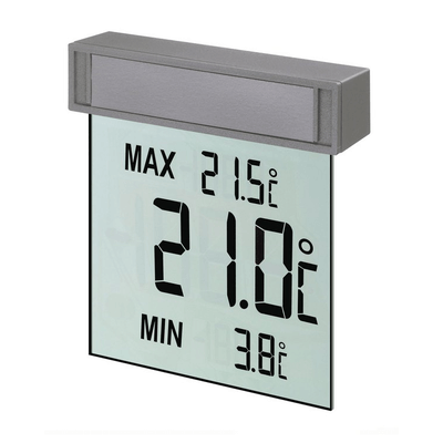 STEPS 37145 - Digital Window thermometer - Termometer/okno