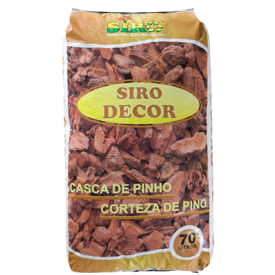 SIRO-DECOR GOLD PLUS 70L / G25-45 mm/39/P-Okras.lubje (PINIJA)